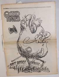 San Francisco Good Times; Vol.3, no.12, Mar. 19, 1970