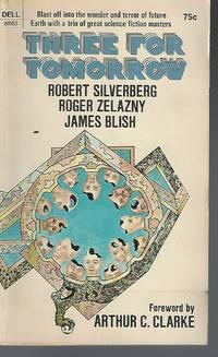 Three for Tomorrow: Three Original Novellas of Science Fiction