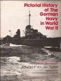 Pictorial History of the German Navy in World War II (original title, The German Navy in World War II, 8vo in size)