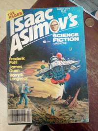 Isaac Asimov's Science Fiction Magazine, March 1979