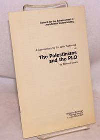 A commentary on The Palestinians and the PLO by Bernard Lewis