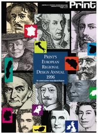 image of PRINT MAGAZINE 1996: EUROPEAN REGIONAL DESIGN ANNUAL