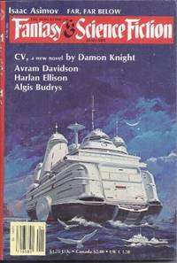 The Magazine of FANTASY AND SCIENCE FICTION (F&SF): January, Jan. 1985
