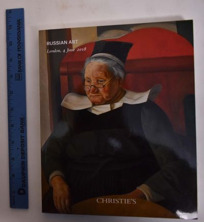 London: Christie's, London. Softcover. VG+. Illustrated wraps, 240 pp, profusely illustrated in colo...