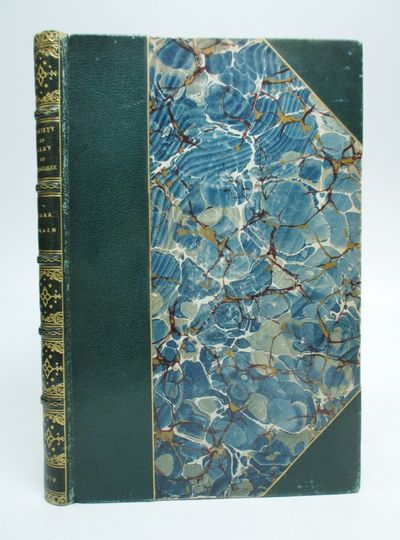 Cincinnati: F.W. Freeman, 1879. First. hardcover. near fine. 182pp., 3/4 green morocco over marbled ...