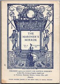 image of A Vintage Issue of the Mariner's Mirror for November 1976