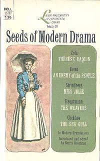 Seeds of Modern Drama, vol. III