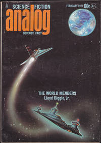 Analog Science Fiction / Science Fact, February 1971 (Volume 86, Number 6)