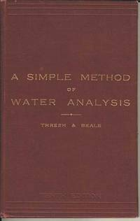 A Simple Method of Water Analysis