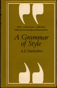 A Grammar of Style