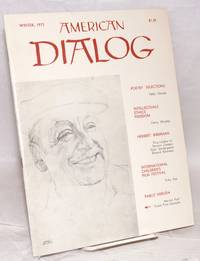 American dialog; Winter, 1972, vol. 7, no. 1