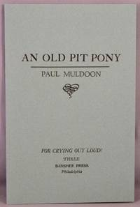 image of An Old Pit Pony.