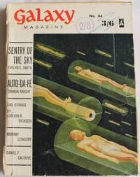 Galaxy Magazine  No 84 February 1961