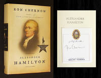 image of Alexander Hamilton (Signed by Ron Chernow)