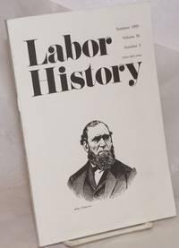 image of Labor history. vol 36, no. 3, Summer, 1995