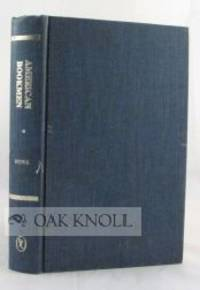AMERICAN BOOKMEN, SKETCHES, CHIEFLY BIOGRAPHICAL OF CERTAIN WRITERS OF THE NINETEENTH CENTURY