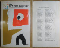The New York Quarterly; 1977, Number 19