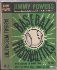 Baseball Personalities (in original dust jacket)