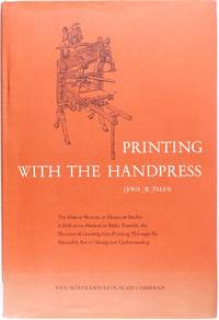 image of Printing with the Handpress
