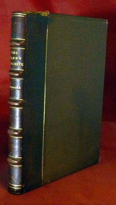 London: John Lane, 1897. First edition. Hardcover. Orig. tan decorated wrappers housed in half brown...