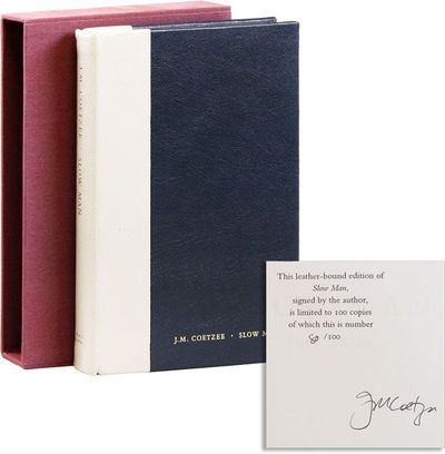 London: Secker & Warburg, 2005. First UK Edition. Limited Issue, one of 100 numbered copies signed b...