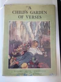 A Child 39 S Garden Of Verses By Robert Louis With Illustrations By Juanita C Bennett Stevenson