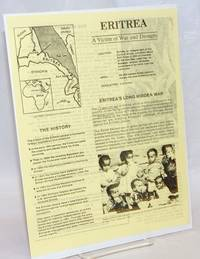 image of Eritrea: a victim of war and drought [handbill]
