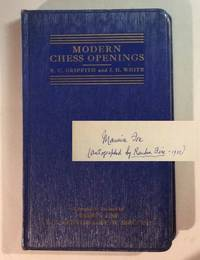 image of MODERN CHESS OPENINGS. Signed