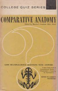 Comparative Anatomy - 2000 Multiple Choice Questions with Answers