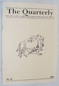 The Quarterly No.43, September 2001 The Journal of the Norfolk Archaeological and Historical...