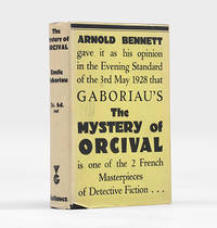The Mystery of Orcival. by  Emile GABORIAU - Hardcover - 1929 - from Peter Harrington (SKU: 106159)
