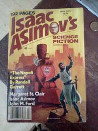 Isaac Asimov's Science Fiction Magazine, April 1979