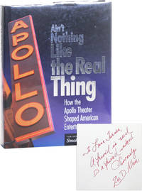 image of Ain't Nothing Like the Real Thing: How the Apollo Theater Shaped American Entertainment