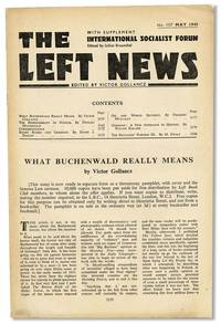 The Left News. With Supplement - International Socialist Forum. No. 107 (May 1945)