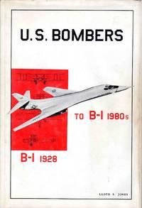 U.S. Bombers B-1 1928 To B-1 1980s