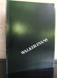 Walker Evans: 250 Photographs by Walker Evans Opening Friday from 4 to 7 pm January 6 thru February 4 1978 at Sidney Janis
