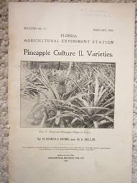 Pineapple Culture II Varieties