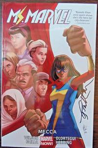 Ms. Marvel: Mecca #8 (SIGNED)
