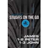 James, 1-2 Peter, and 1-3 John (Studies on the Go) by  David Olshine - Paperback - 2014-10-28 - from Beans Books, Inc. and Biblio.com