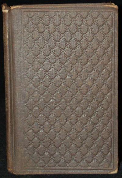 Boston. : Massachusetts Sabbath School Society, 1860. First Edition. Hard Cover. near Very Good bind...
