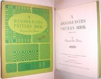 A Handweaver's Pattern Book Revised Edition by Davison, Marguerite Porter - 1977