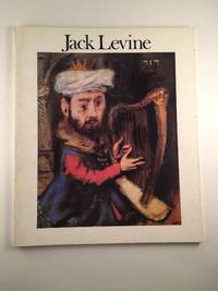 Jack Levine Retrospective Exhibition Paintings, Drawings, Graphics