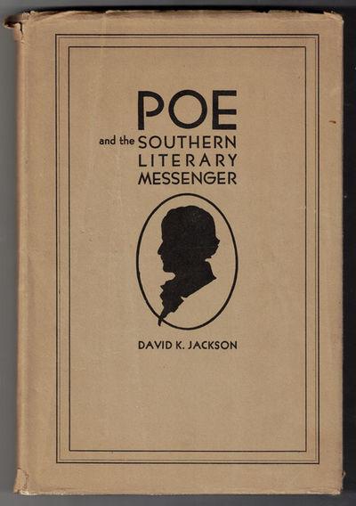 Richmond, VA: Press of The Dietz Printing Co. Publishers, 1934. First edition, limited (Ex-libris Al...