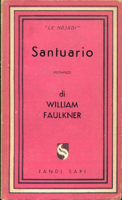 on sale 267df 6b87e Santuario by 1962) 1897 - Byhalia - 1943 - from Studio Bibliografico Marini  and Biblio.com