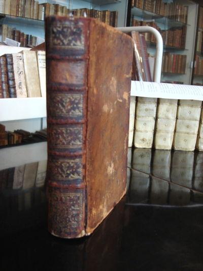 Paris: Didot et al., 1755. Full calf. Very good-. 8vo. xvi,512pp. Including index, supplements and p...