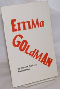 image of Emma Goldman. Illustrations by James Kearns and Robert Shore