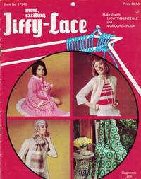 More, Exciting Jiffy-Lace (Book 17450)
