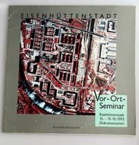Eisenhuttenstadt : Vor-ort-seminar, in Eisenhuttenstadt, 13.-19. Oktober 1993, Akadamie der Kunst, Abteilung Baukunst, Junge Akademie, Dokumentation