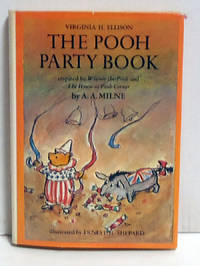 The Pooh Party Book (1st Edition)