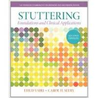 Stuttering: Foundations and Clinical Applications (2nd Edition) (Pearson Communication Sciences &...